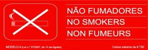Distico_Zona_Nao_Fumadores